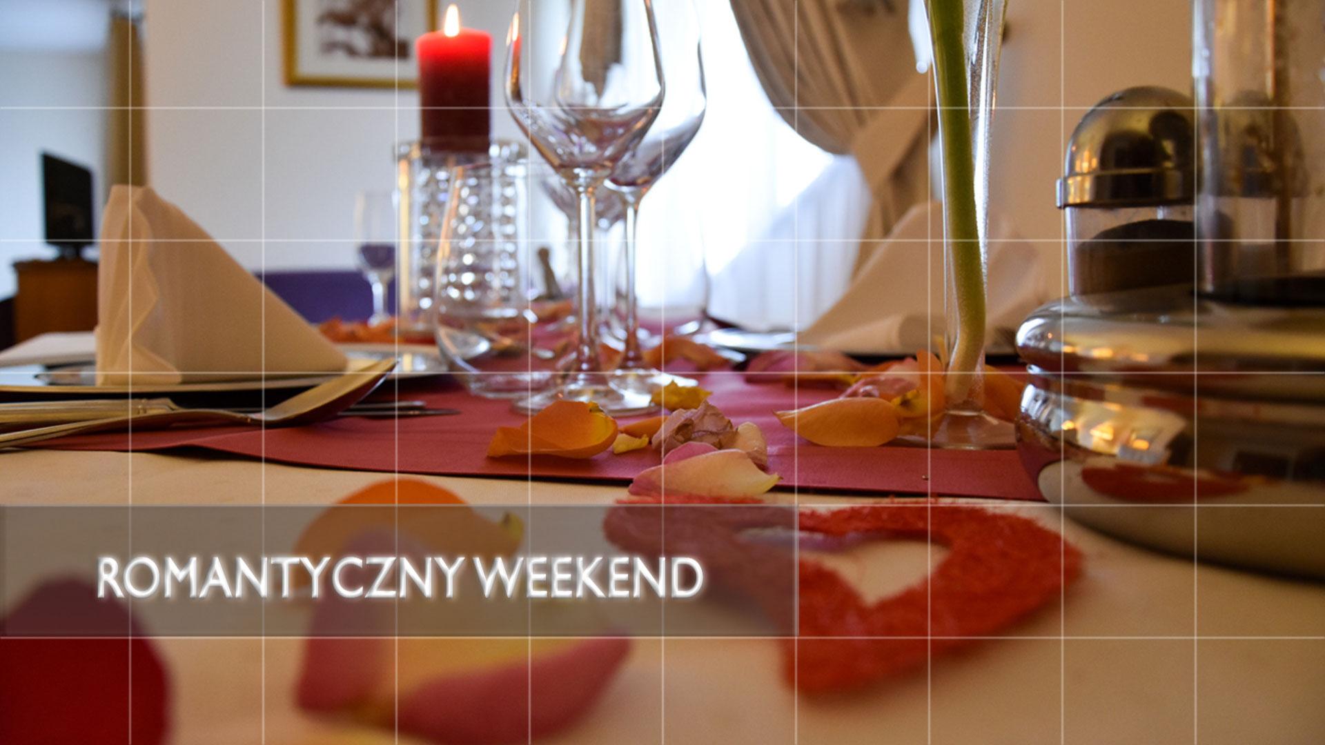 Film reklamowy Romantycznego Weekendu w Hotelu Amaryllis